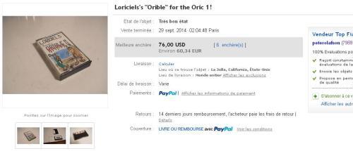 orible