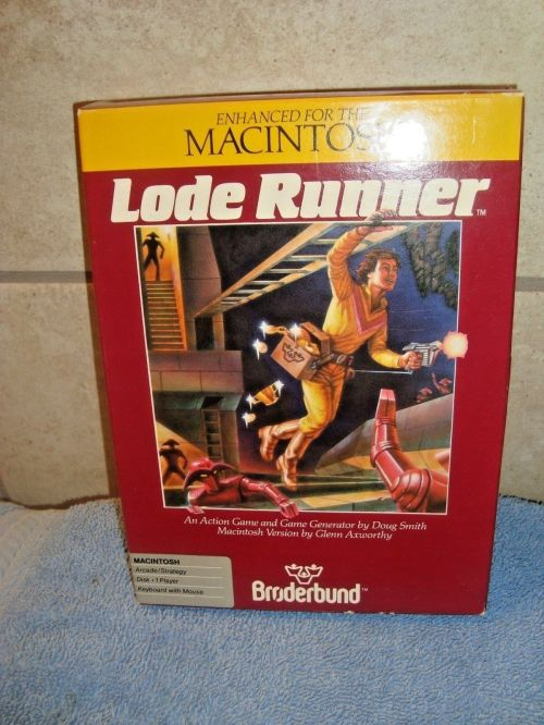 lode runner macintosh