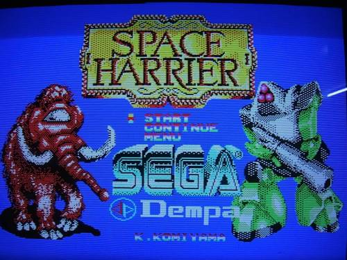 X1 Space Harrier 01
