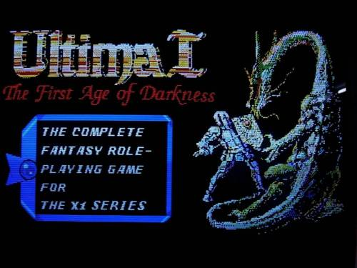 X1 Ultima I the First Age of Darkness 02