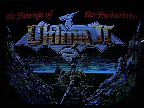 X1 Ultima II the Revenge of The Enchantress 02