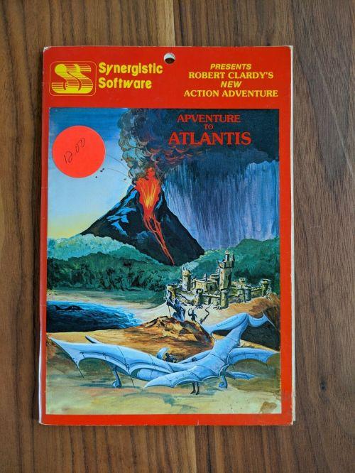 APVENTURE TO ATLANTIS-02