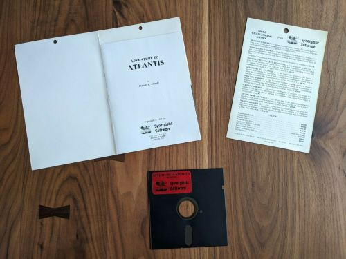 APVENTURE TO ATLANTIS-04