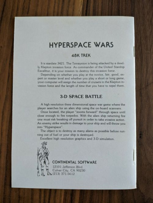 HYPERSPACE WARS-04