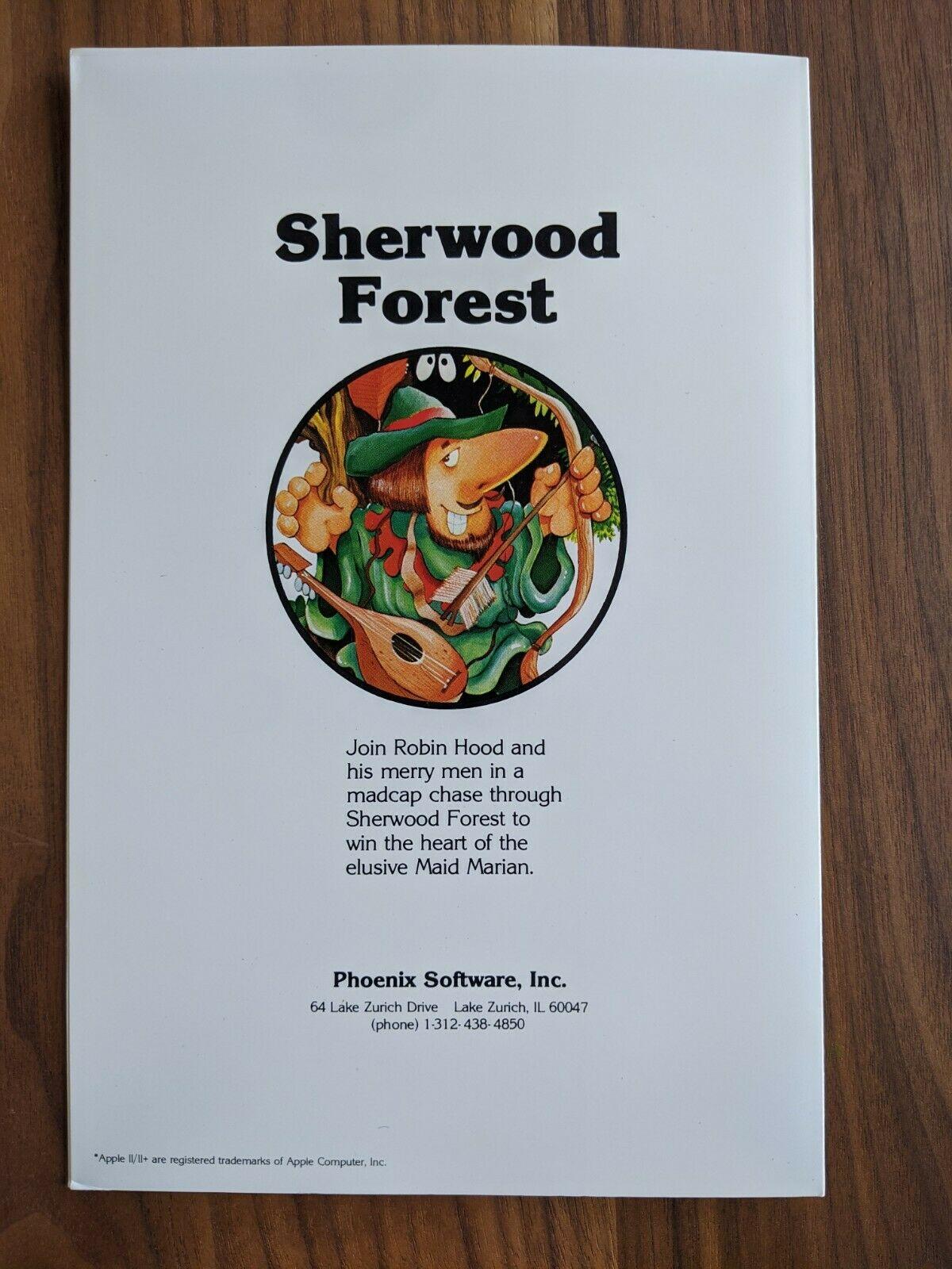 SHERWOOD FOREST-03