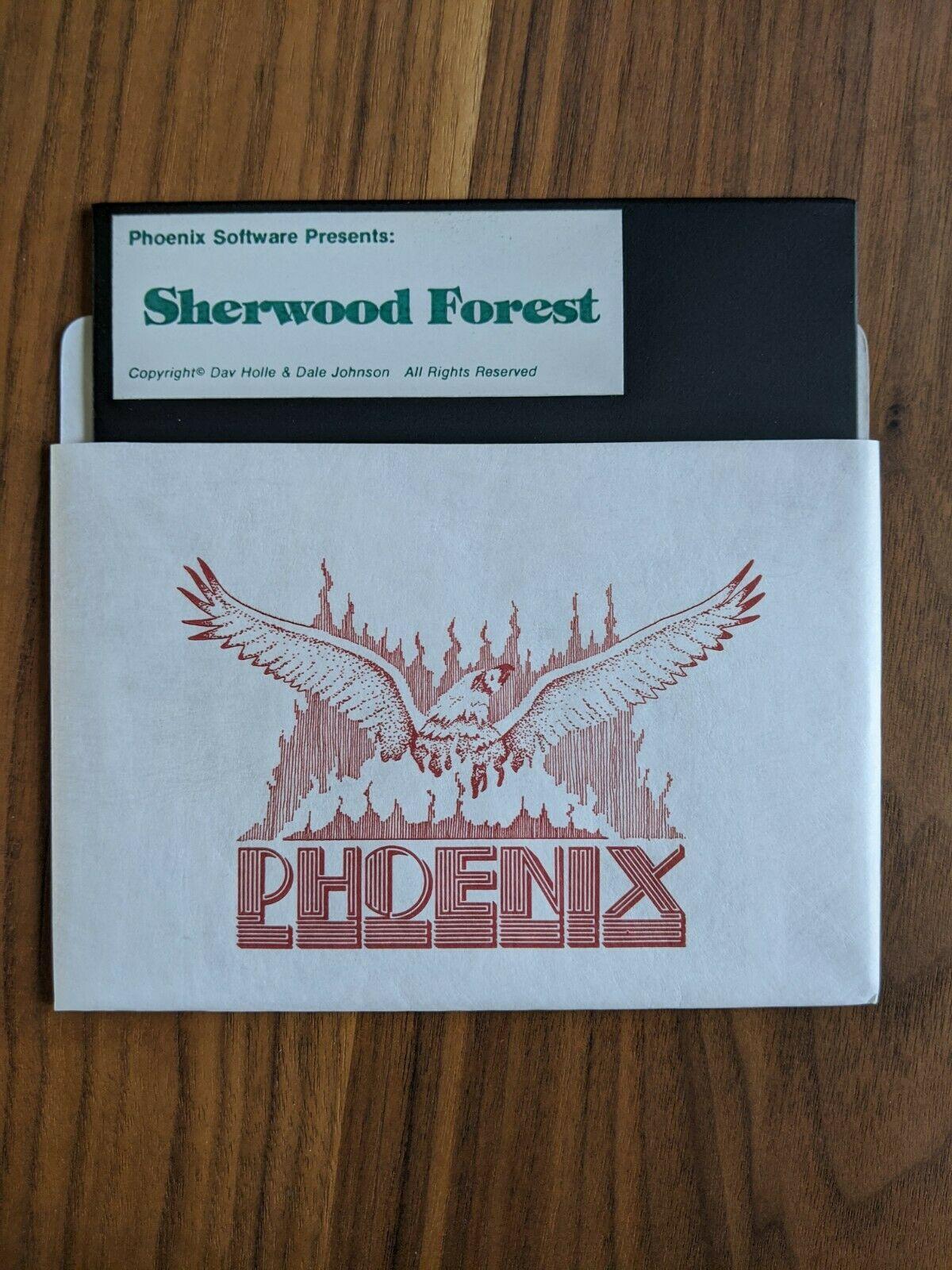 SHERWOOD FOREST-05