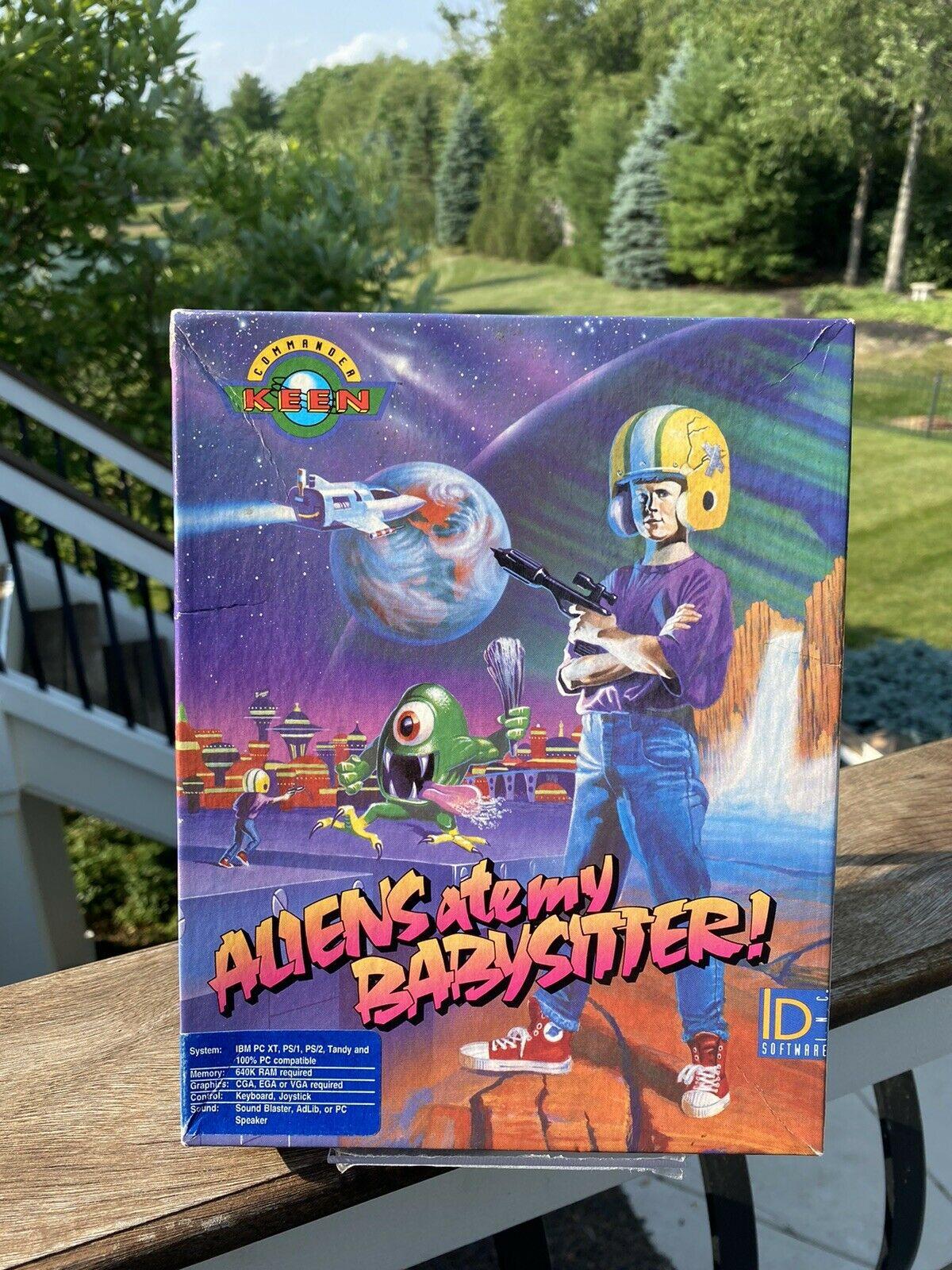 Commander keen Aliens Ate My Baby-sitter-02